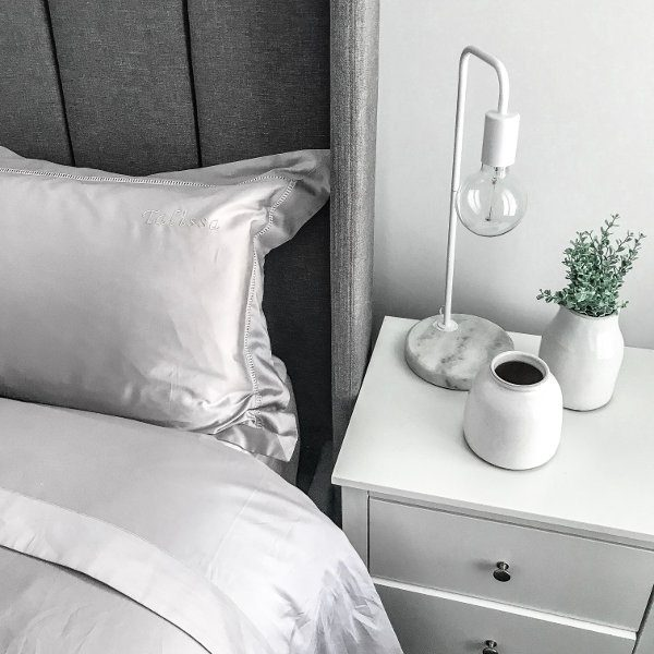 Embroidered Customised Personalised Bedding | Bai Interiors & Homewares