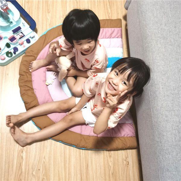 Kids Rainbow Rug