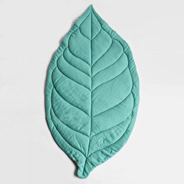 Tree Leaf Floor Mat